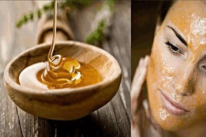 Омолаживающие маски для лица с медом