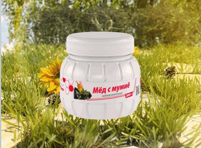 мед с мумие по омоложению организма
