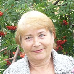 Любовь Симонова