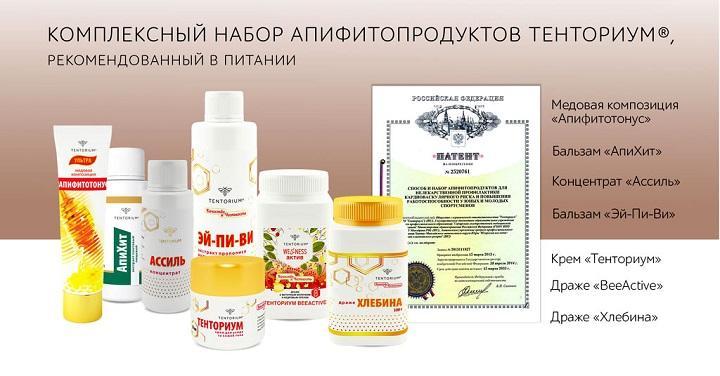 Набор Апифитопродуктов
